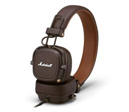 Słuchawki przewodowe Marshall Major III Brązowe