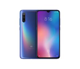 Smartfon / Telefon Xiaomi Mi 9 6/128GB Ocean Blue