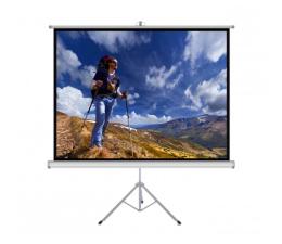 """Ekran projekcyjny ART Ekran ręczny na statywie 84"""" 152x152cm 1:1"""