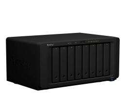 Dysk sieciowy NAS / macierz Synology DS1819+ (8xHDD, 4x2.1GHz, 4GB, 4xUSB, 4xLAN)