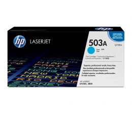 Toner do drukarki HP Q7581A cyan 6000str.