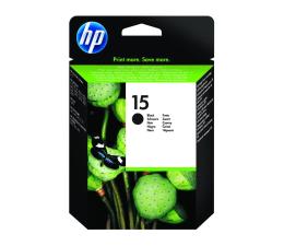 Tusz do drukarki HP 15 C6615DE czarny 25ml