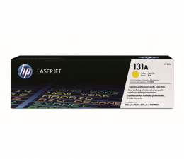Toner do drukarki HP 131A yellow 1800str.