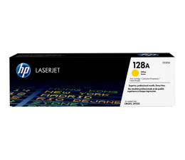 Toner do drukarki HP 128A yellow 1300str.