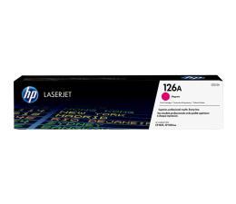 Toner do drukarki HP 126A magenta 1000str.