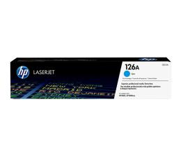 Toner do drukarki HP 126A cyan 1000str.