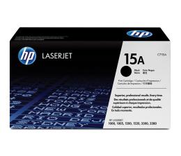 Toner do drukarki HP 15A black 2500str.
