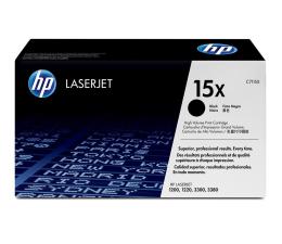 Toner do drukarki HP 15X black 3500str.
