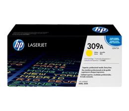 Toner do drukarki HP 309A Q2672A yellow 4000str.