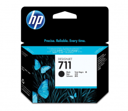 Tusz do drukarki HP 711 black 80ml