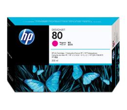 Tusz do drukarki HP 80 C4847A magenta 350ml