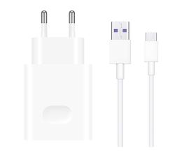 Ładowarka do smartfonów Huawei Ładowarka Sieciowa Super Charge CP84 40W biały
