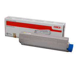 Toner do drukarki OKI 46471101 Yellow 7000 str.