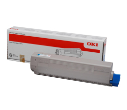 Toner do drukarki OKI 46471103 Cyan 7000 str.
