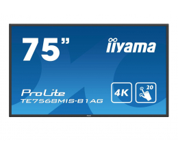 """Monitor LED 32"""" i większy iiyama TE7568MIS dotykowy LFD"""