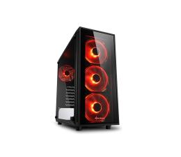 Obudowa do komputera Sharkoon TG4 Red