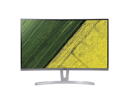 """Monitor LED 27"""" Acer ED273AWIDPX Curved biały"""