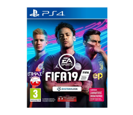 Gra na PlayStation 4 EA Sports FIFA 19