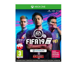 Gra na Xbox One EA Sports FIFA 19