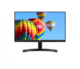 "Monitor LED 27"" LG 27MK600M czarny"