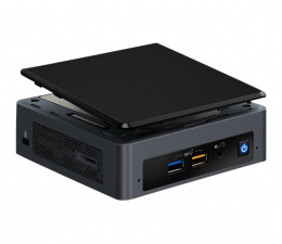 Nettop/Mini-PC Intel NUC i3-8109U M.2 BOX