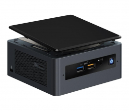 "Nettop/Mini-PC Intel NUC i5-8259U 2.5""SATA M.2 BOX"