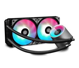 Chłodzenie procesora Deepcool Castle 240 RGB 2x120mm