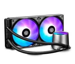 Chłodzenie procesora Deepcool Castle 280 RGB 2x140mm