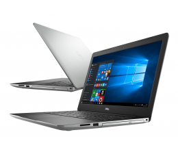 """Notebook / Laptop 15,6"""" Dell Inspiron 3581 i3-7020U/8GB/240/Win10 srebrny"""