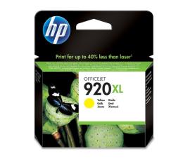 Tusz do drukarki HP 920XL yellow 6ml
