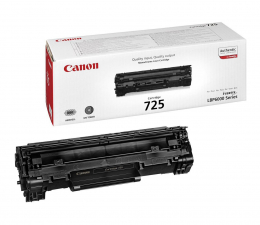 Toner do drukarki Canon CRG-725 black 1600str.