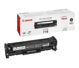 Toner do drukarki Canon CRG-718BK black 3400str.