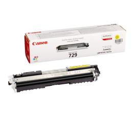 Toner do drukarki Canon CRG-729Y yellow 1000str.