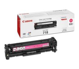 Toner do drukarki Canon CRG-718M magenta 2900str.