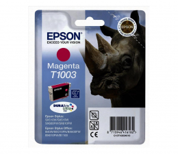 Tusz do drukarki Epson T1003 magenta 11,1ml