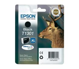 Tusz do drukarki Epson T1301 black 25,4ml (C13T13014010)