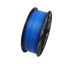 Filament do drukarki 3D Gembird ABS Fluorescent Blue 1kg