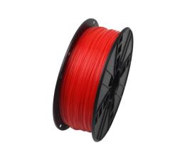 Filament do drukarki 3D Gembird ABS Fluorescent Red 1kg