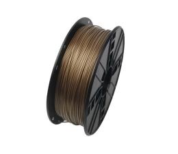 Filament do drukarki 3D Gembird ABS Gold 1kg