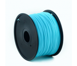 Filament do drukarki 3D Gembird ABS Sky Blue 1kg