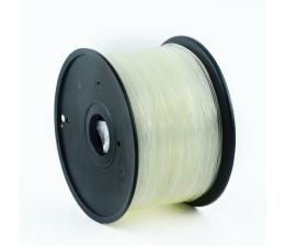 Filament do drukarki 3D Gembird ABS Transparent 1kg
