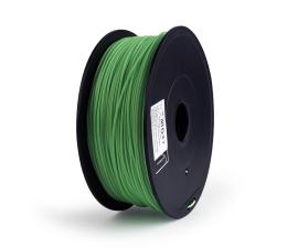 Filament do drukarki 3D Gembird ABS Green 0.6kg