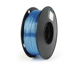 Filament do drukarki 3D Gembird Polymer Glossy Silk Blue 1kg