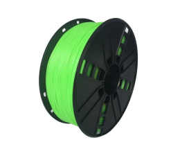 Filament do drukarki 3D Gembird TPE Flexible Green 1kg