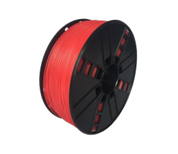 Filament do drukarki 3D Gembird TPE Flexible Red 1kg