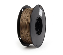 Filament do drukarki 3D Gembird PLA+ Gold Metal 1kg