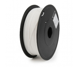 Filament do drukarki 3D Gembird PLA+ White 1kg