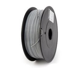 Filament do drukarki 3D Gembird PLA+ Grey 1kg