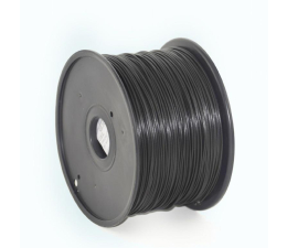 Filament do drukarki 3D Gembird PLA Black 1kg