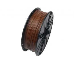 Filament do drukarki 3D Gembird PLA Brown 1kg